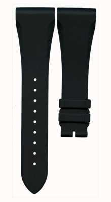 Maurice Lacroix | 18mm Black Rubber Strap | No Buckle ML640-000020