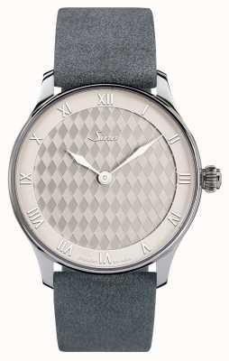 Sinn 1746 Heimat Classic | Grey suede strap | 1746.012
