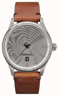 Sinn 1800 DAMASZENER The 100-piece limited edition watch 1800.040