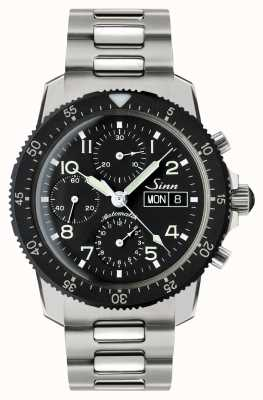 Sinn 103 St The Traditional Pilot Chronograph (English Date) 103.035 BRACELET