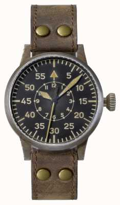Laco | Paderborn Erbstück | Automatic Pilot B | Brown Leather | 861932