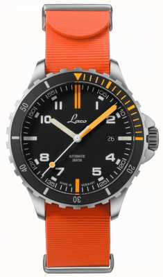 Laco | Squad Mojave.RB | Automatic | Orange Rubber Strap | 862109.RB