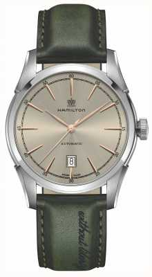 Hamilton | Classic Spirit Of Liberty Limited Edition | Sunray Dial | H42415801