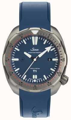 Sinn Diving watch T1 B (EZM 14) 1014.011 STRAP