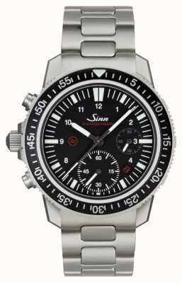 Sinn EZM 13 The Diving Chronograph Watch 613.010 BRACELET