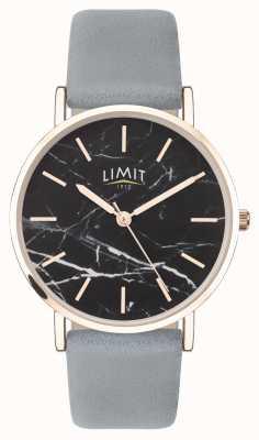 Limit   Womens Secret Garden   Grey Leather Strap   Black Dial   60046.73