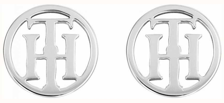 Tommy Hilfiger Classic Signature   Stainless Steel Stud Earrings 2780286