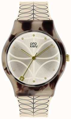 Orla Kiely | Womens | Patterned Case | Stem Print Strap | OK2312