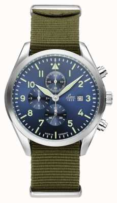 Laco | Atlanta | Chronograph | Green 861919