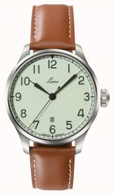 Laco | Valencia | Pilot Watches Automatic | Brown 861651