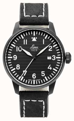 Laco | Luzern | Pilot Watches A | Black 861972