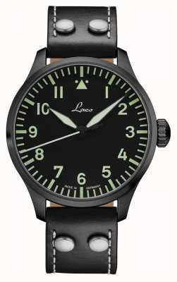 Laco | Altenburg 42 | Pilot Watches A | Black 861759
