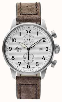 Laco | Bern | Chronograph | Brown 861974