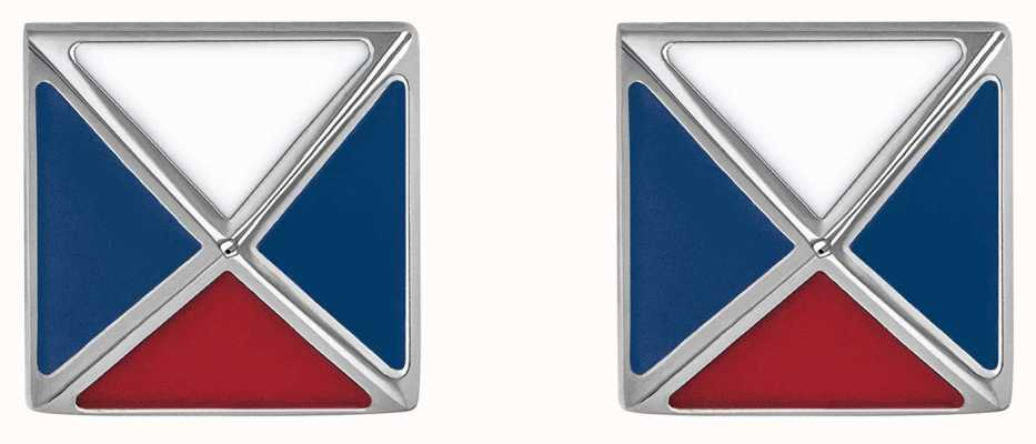 Tommy Hilfiger Womens Pyramid Stud Earrings 2780141