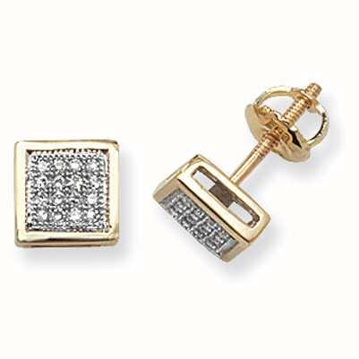 Diamond Earrings ED123