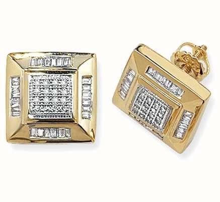 Diamond Earrings ED133