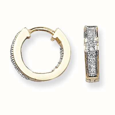 Diamond Earrings ED134