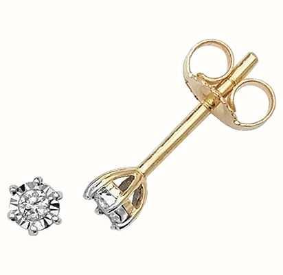 Diamond Earrings ED163