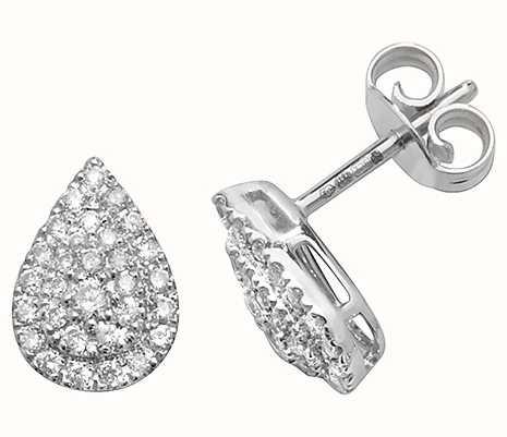 Diamond Earrings ED307W