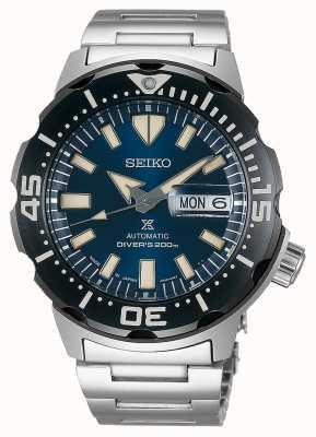 Seiko Prospex Monster Automatic Divers | Stainless Steel Bracelet SRPD25K1