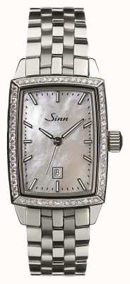 Sinn Model 243 TW66 WG Mother-of-pearl W 243.051
