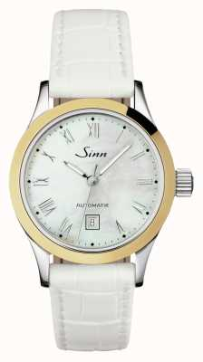 Sinn St GG Mother-of-pearl W 456.025