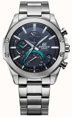 Casio Edifice | Bluetooth Smartphone Link | Super Slim | Ex Display EQB-1000D-1AER EX-DISPLAY