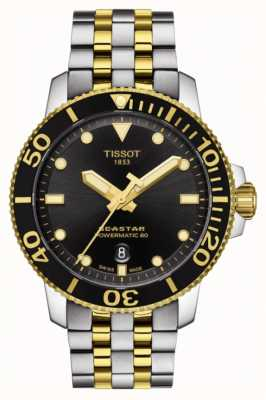 Tissot TISSOT SEASTAR 1000 POWERMATIC 80 T1204072205100