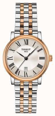 Tissot | Carson Premium Lady | Two Tone Bracelet | T1222102203301