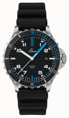 Laco | Atlantik | Automatic Pilot | Black rubber 862108