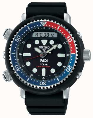 Seiko Prospex PADI Arnie Re-Issue Solar Divers 200m SNJ027P1