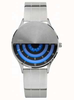 STORM | Mens | VLF | Blue Disc Dial | Stainless Steel | 47443/LB