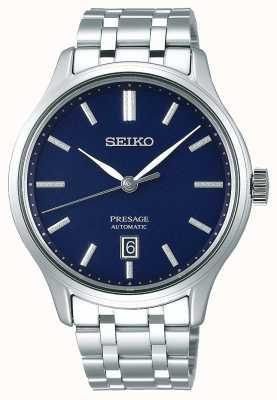 Seiko | Presage | Automatic | Zen Garden | Blue Dial | SRPD41J1