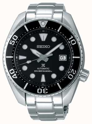 Seiko Men's Prospex Automatic Sumo Stainless Steel Bracelet Ex-Display SPB101J1EX-DISPLAY