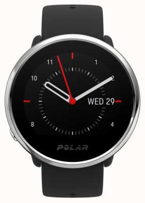 Polar | Ignite | Activity and HR Tracker | Black Rubber | M/L | 90071063