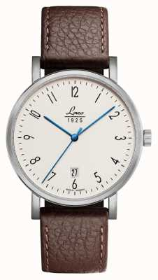 Laco | Plauen 40 | Classic Watches | Leather 861860