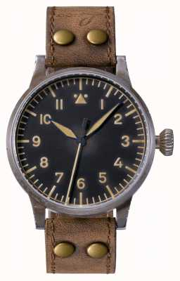 Laco | Memmingen Erbstuck | Handwound | Pilot Watches | Leather 861935