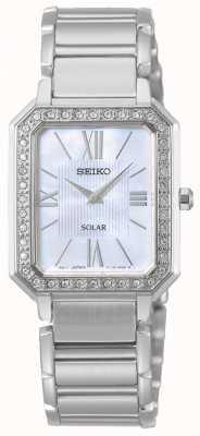 Seiko | Conceptual Series | Classic | Solar | Two Tone Bracelet | SUP427P1