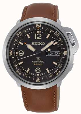 Seiko | Prospex | Mens | Outdoor | Brown Leather | SRPD31K1