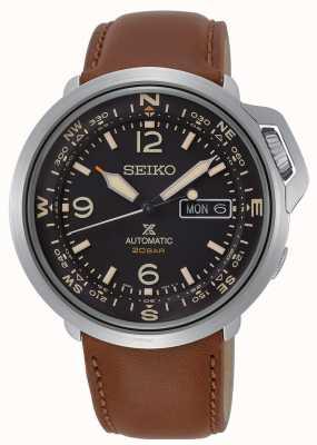 Seiko | Prospex | Mens | Outdoor | Brown Leather | SRPD31K1