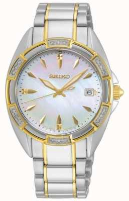 Seiko | Conceptual Series | Womens | Two Tone Gold Bracelet | SKK880P1