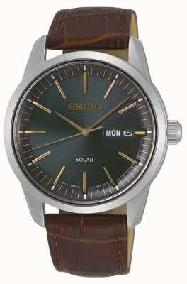 Seiko | Conceptual Series | Classic Solar | Mens | SNE529P1