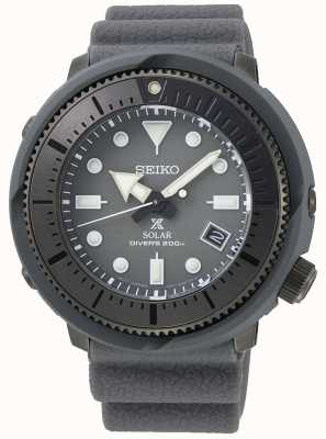 Seiko | Prospex Diver's | Street Series | Grey Silicone | SNE537P1