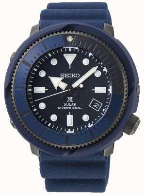 Seiko | Prospex | Street Series | Navy Blue Silicone | Diver's | SNE533P1