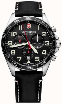 Victorinox Swiss Army | Mens Fieldforce | Chronograph | Black | 241852
