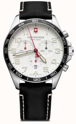 Victorinox Swiss Army | Mens Fieldforce | Chronograph | White | 241853