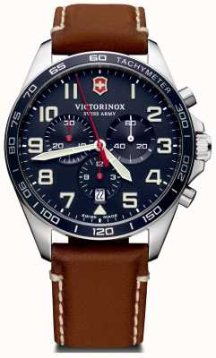 Victorinox Swiss Army | Mens Fieldforce | Chronograph | Blue | 241854