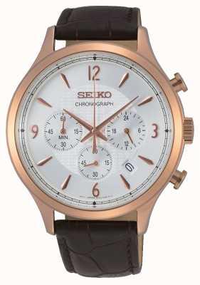 Seiko | Conceptual Series | Mens | Chronograph | SSB342P1