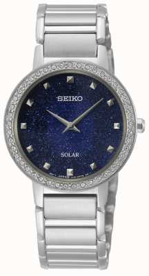 Seiko | Conceptual Series | Womans Solar | Crystal Set SUP433P1