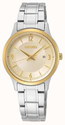 Seiko | Conceptual Series | Womens Stainless Steel Watch SXDH04P1